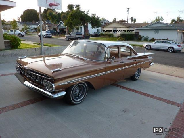 1959 chevrolet 1959 impala bel air v8 car photo and specs. Black Bedroom Furniture Sets. Home Design Ideas