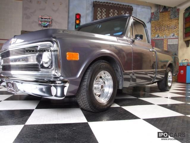 Chevrolet  C1500 / C10 Fleetside Custom / TUV approvals & H 1970 Vintage, Classic and Old Cars photo