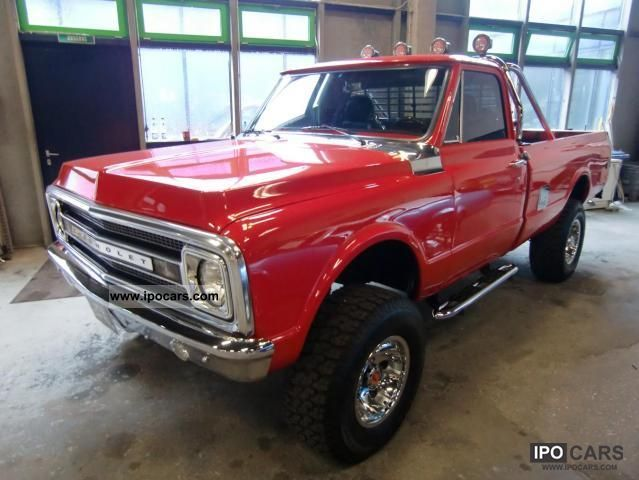 Chevrolet  C1500 / C10 K20 1970 Vintage, Classic and Old Cars photo