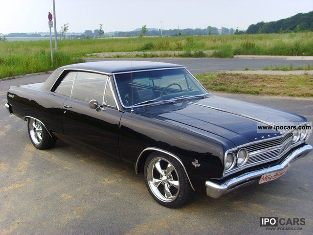 1965 Chevrolet  Chevelle Sports car/Coupe Classic Vehicle photo
