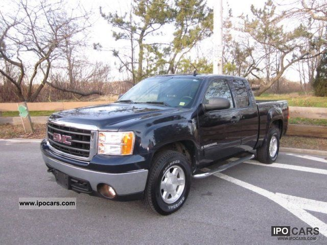 2008 Chevrolet  Silverado Pickup Ext 5.3 L V8 4x4 leather Vollauss Off-road Vehicle/Pickup Truck Used vehicle photo