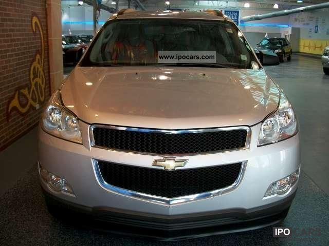 2009 Chevrolet  TRAVERSE LS = 2009 = Off-road Vehicle/Pickup Truck Used vehicle photo