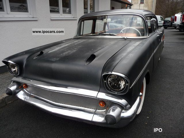 Chevrolet  Bel Air Council look TOP V8 5.7 l 1957 Vintage, Classic and Old Cars photo
