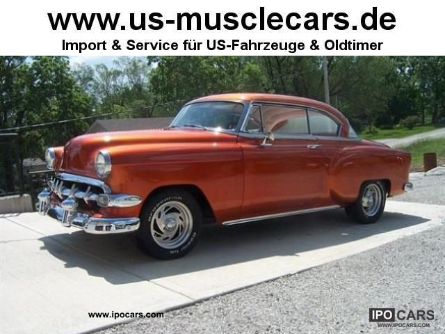 1954 Chevrolet  1954 Bel Air V8 Sports car/Coupe Used vehicle photo