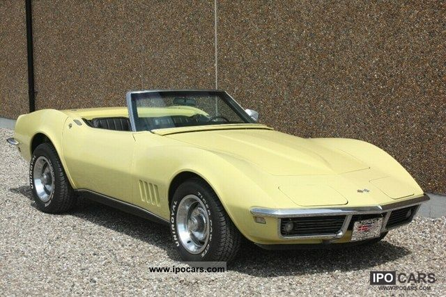 1968 Chevrolet  Corvette Convertible 5.7 Cabrio / roadster Used vehicle photo