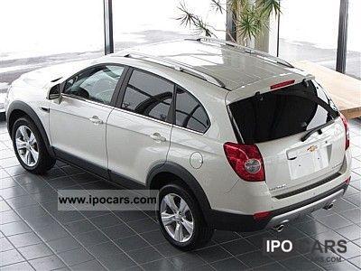 2012 Chevrolet  Captiva 2.2 LT + 4WD/Navi/Kamera/Vollleder Off-road Vehicle/Pickup Truck Used vehicle photo