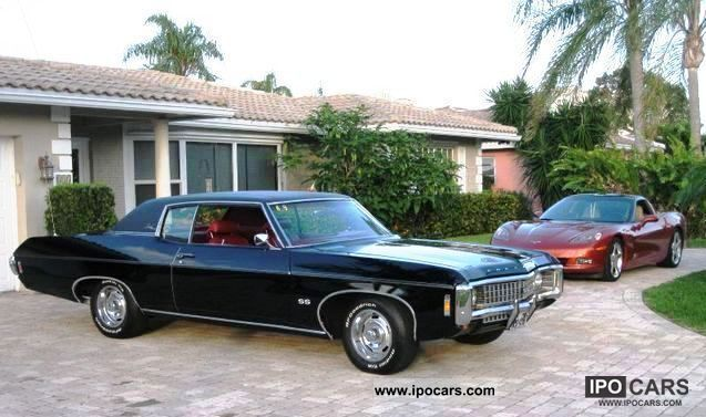 Chevrolet  Impala SS 427 (U.S. price) 1969 Vintage, Classic and Old Cars photo