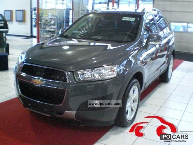 2012 Chevrolet  Captiva 2.2 D + LT 4WD navigation system Off-road Vehicle/Pickup Truck Used vehicle photo