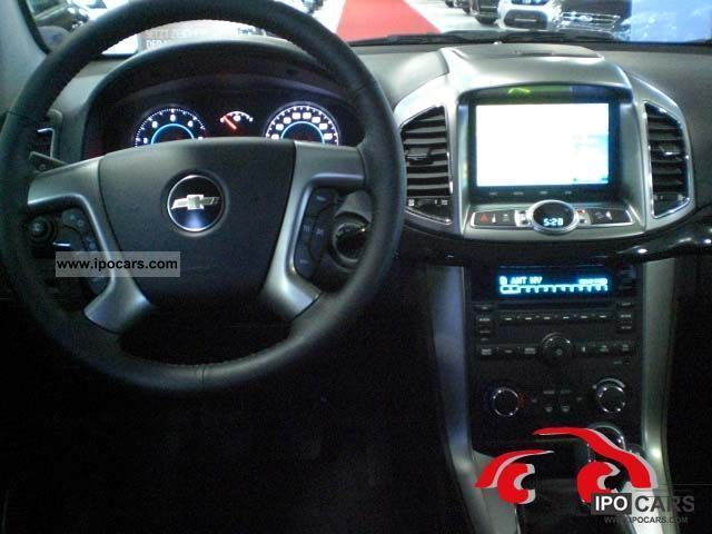 chevrolet captiva navi