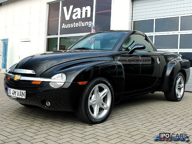 2003 Chevrolet  SSR maintained Cabrio / roadster Used vehicle photo
