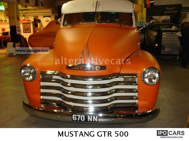Chevrolet  pickup C 3100 1950 Vintage, Classic and Old Cars photo
