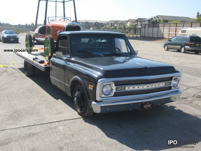 Chevrolet  C10 Tow - The eye-catching 1967 Vintage, Classic and Old Cars photo