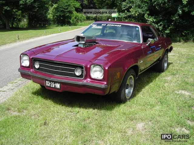 1973 Chevrolet  Chevelle Sports car/Coupe Classic Vehicle photo