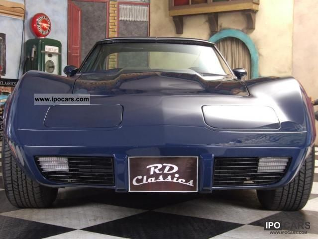 Chevrolet  Corvette C3 1977 Vintage, Classic and Old Cars photo