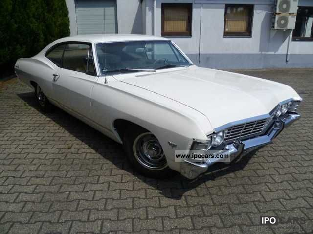 Chevrolet  Impala 283 cu.in. Powerglide V8 Fastback Coupe 1967 Vintage, Classic and Old Cars photo