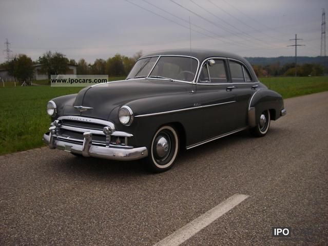 1950 Chevrolet  Styline de luxe Limousine Classic Vehicle photo