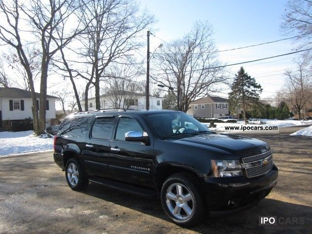 2007 Chevrolet  Suburban 4x4 LTD Off-road Vehicle/Pickup Truck Used vehicle photo