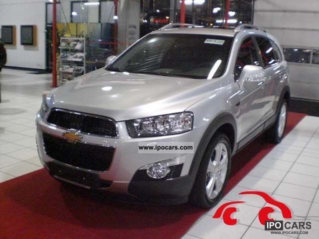 2012 Chevrolet  Captiva 2.2 D car. LTZ 4WD Off-road Vehicle/Pickup Truck Used vehicle photo