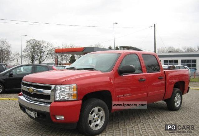 2008 Chevrolet  Silverado 2WD 4 portes E85 Off-road Vehicle/Pickup Truck Used vehicle photo