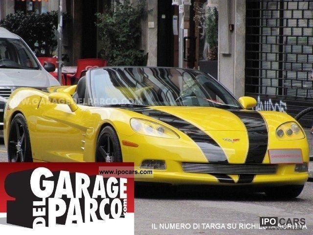 2005 Chevrolet  C6 Corvette 6.2 V8 Convertible Cabrio / roadster Used vehicle photo