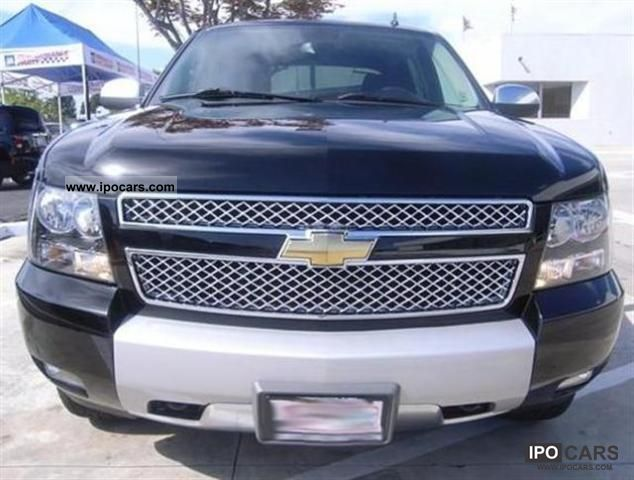 2007 Chevrolet  Avalanche LT 4x4 = 2007 = (T1 exports -25.9%) Off-road Vehicle/Pickup Truck Used vehicle photo