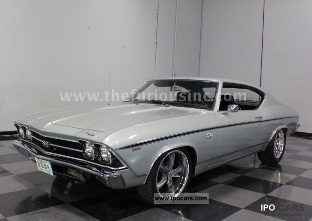 Chevrolet  Chevelle 396SS 350HP, GREAT CONDI & PRICED! 1969 Vintage, Classic and Old Cars photo