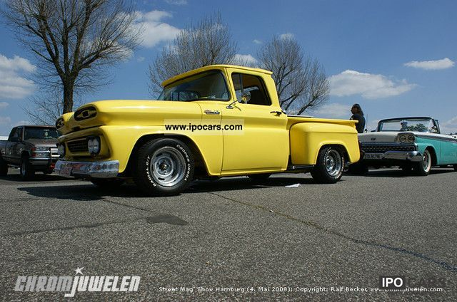 Chevrolet  C-10 Apache Pickup 1960 Vintage, Classic and Old Cars photo