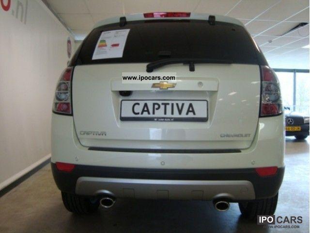 2012 Chevrolet  Captiva LTZ V6 Aut 3.0i. Off-road Vehicle/Pickup Truck Used vehicle photo