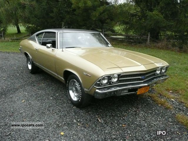 Chevrolet  Chevelle * like new * 1969 Vintage, Classic and Old Cars photo
