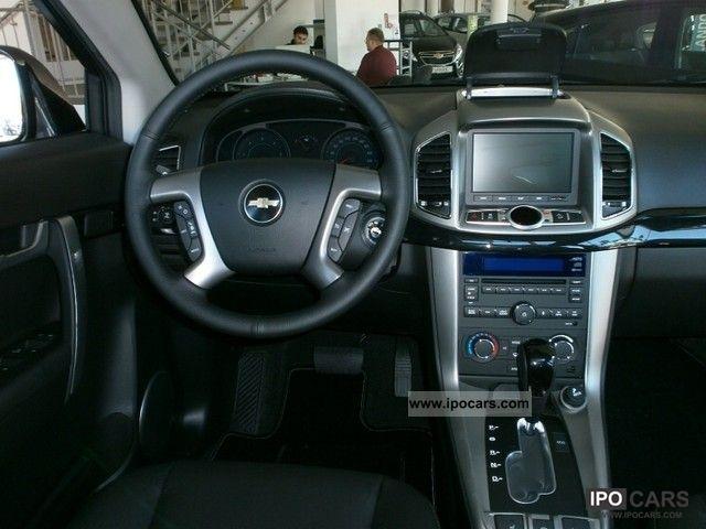 2012 Chevrolet Captiva 2 2 Diesel 4wd Ltz Automatic Car