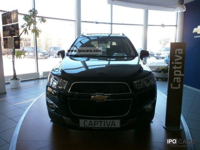 2012 Chevrolet  Captiva 2.2 Diesel 4WD LTZ Automatic Off-road Vehicle/Pickup Truck Used vehicle photo