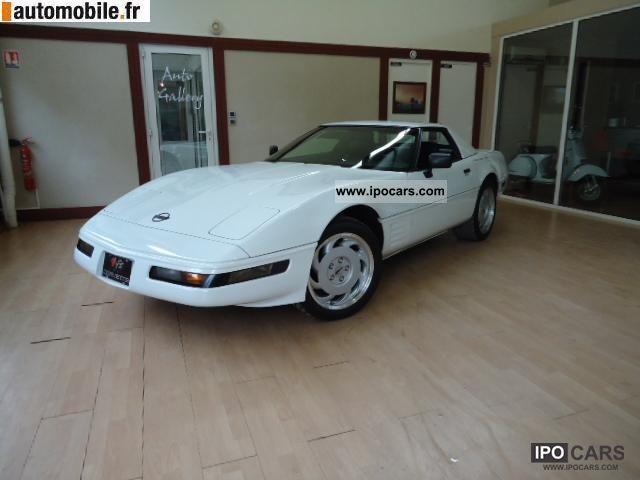 1997 Chevrolet  C4 Corvette LT1 CONVERTIBLE BVA Sports car/Coupe Used vehicle photo