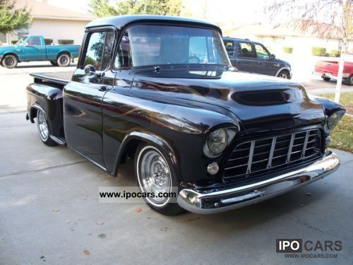 Chevrolet  Pickup C / K 1500 1956 Vintage, Classic and Old Cars photo