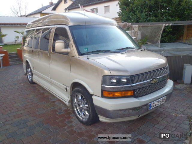 2006 Chevrolet  Explorer SE Lim Vollausst. including recl. VAT Van / Minibus Used vehicle photo