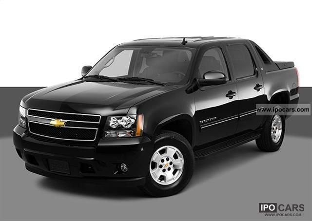 2011 Chevrolet  AVALANCHE LS = 2011 = Off-road Vehicle/Pickup Truck New vehicle (business photo
