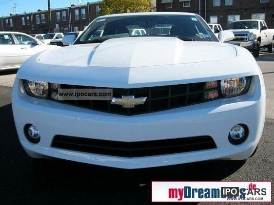 2012 Chevrolet  Camaro 2LT V6 3.6l T1 BRHV 2012 31.900, - USD Sports car/Coupe Used vehicle photo