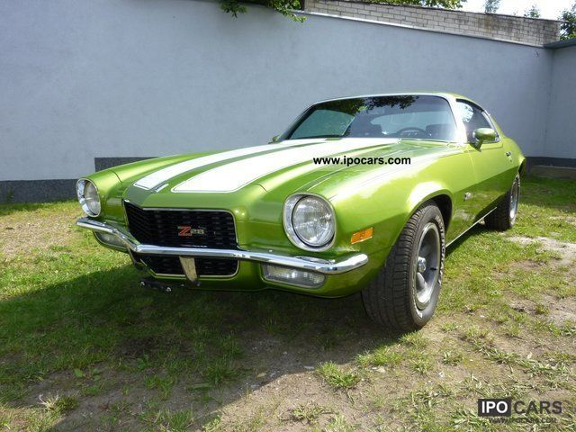 Chevrolet  Camaro Z 28 * H * orig.LT1/360HP approval * 1970 Vintage, Classic and Old Cars photo