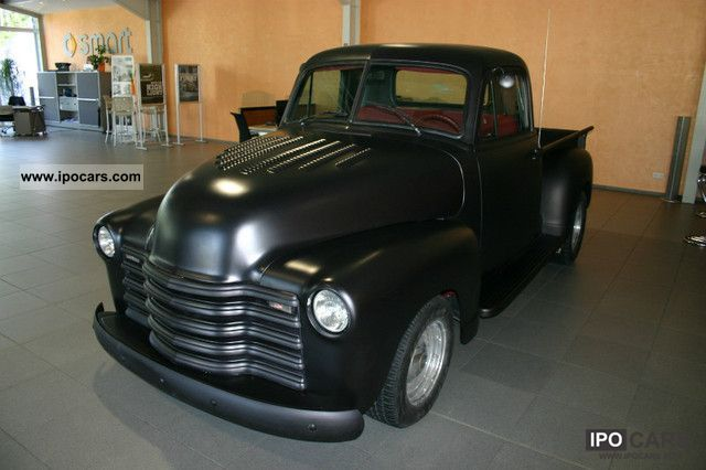 Chevrolet  3100 1951 Vintage, Classic and Old Cars photo