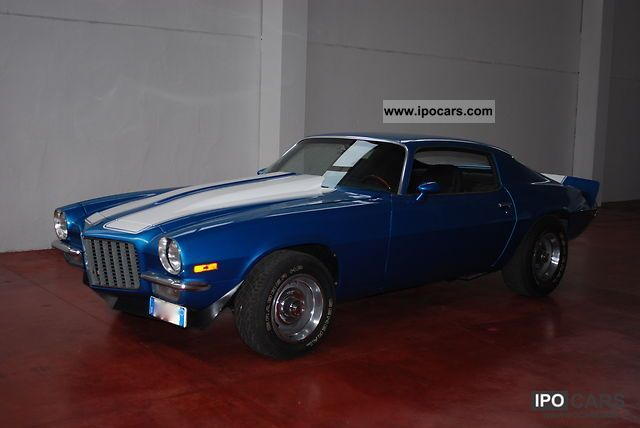 1970 Chevrolet  Camaro 454 Sports car/Coupe Used vehicle photo