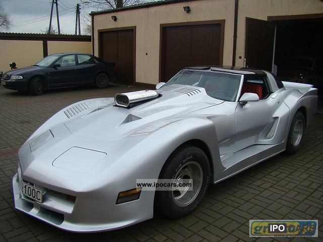 Chevrolet  DAYTONA Corvette 5.7!! 1979 Vintage, Classic and Old Cars photo