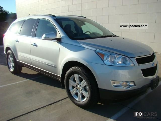2011 Chevrolet  TRAVERSE = 2012 = (T1 exports -25.9%) Off-road Vehicle/Pickup Truck New vehicle photo