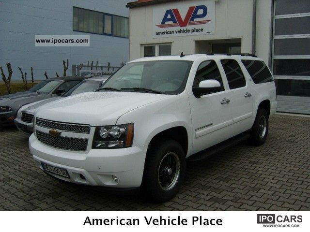 2007 Chevrolet  Suburban LTZ Prins VSI LPG Off-road Vehicle/Pickup Truck Used vehicle photo
