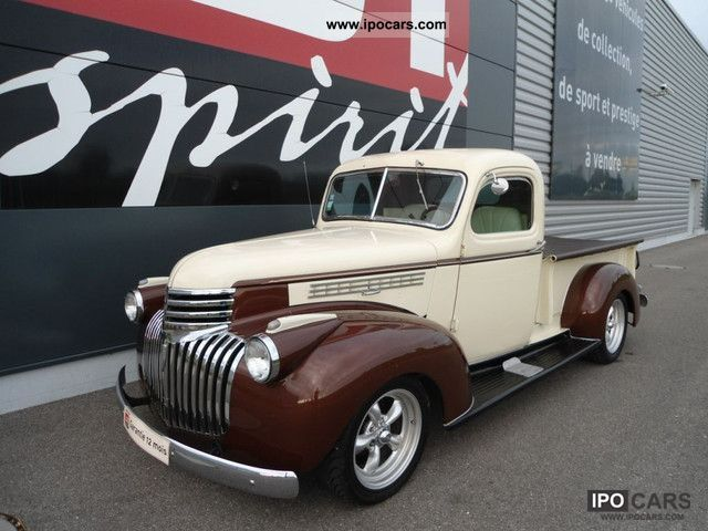 1946 Chevrolet  Chevy 1/2 Ton Off-road Vehicle/Pickup Truck Used vehicle photo