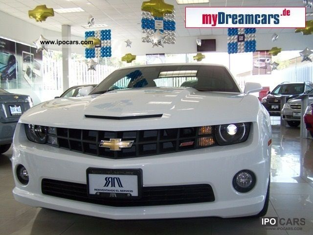 2012 Chevrolet  2012 Camaro 6.2l V8 2SS/RS BRHV T1: 37.900,-USD Sports car/Coupe Used vehicle photo