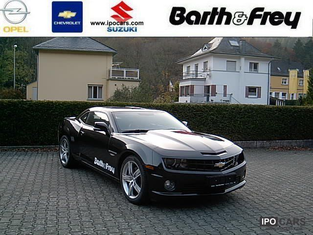 2012 Chevrolet  Camaro 45th Anniversary Edition Sports car/Coupe Demonstration Vehicle photo