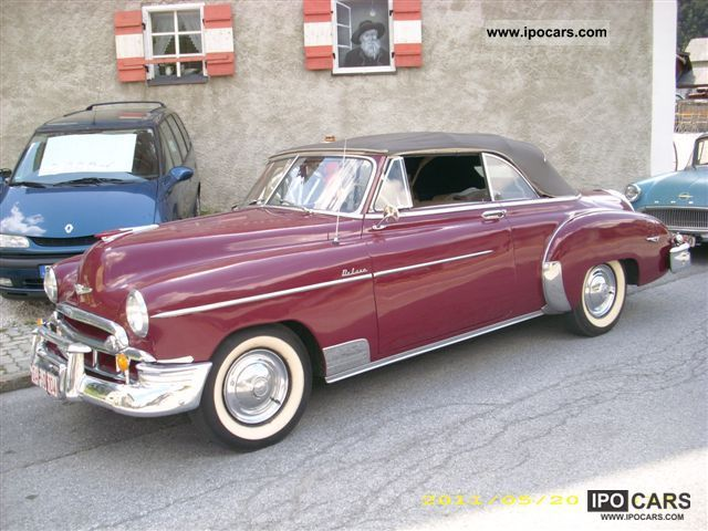 Chevrolet  Other 1949 Vintage, Classic and Old Cars photo