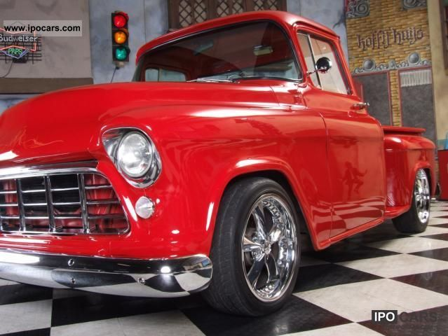 Chevrolet  C1500 / Apache 1955 Vintage, Classic and Old Cars photo