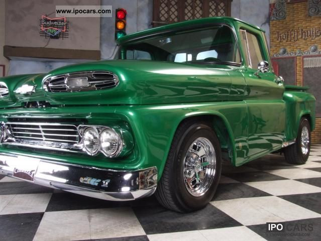Chevrolet  C1500 / Apache 1961 Vintage, Classic and Old Cars photo