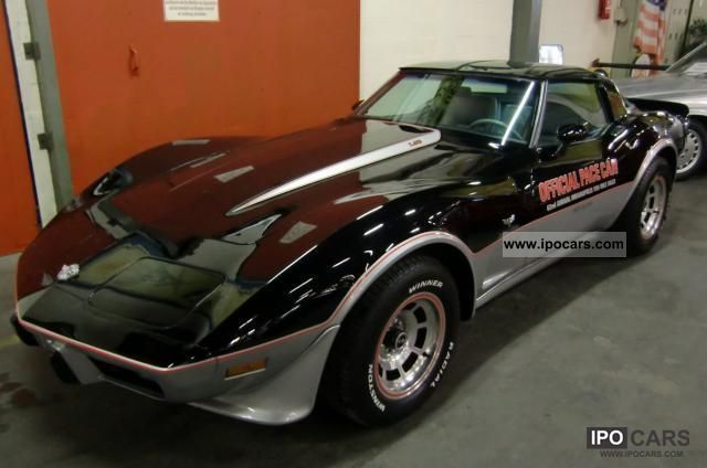 Chevrolet  C3 Corvette Pace Car Officiële 1978 Vintage, Classic and Old Cars photo