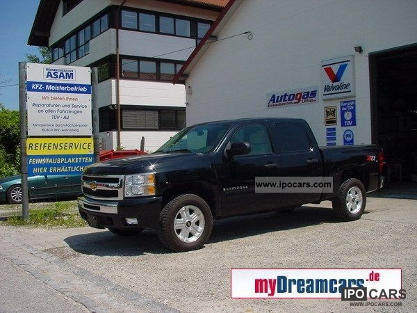 2012 Chevrolet  Silverado 1500 LT Z71 Crew BRHV T1: 36.900,-USD Off-road Vehicle/Pickup Truck Used vehicle photo